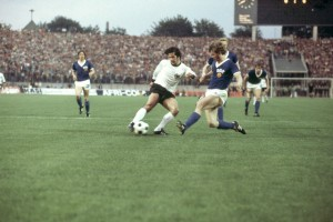 1974 FIFA World Cup, West-Germany - East-Germany