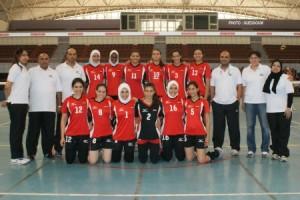 Seleção Egípcia de voleibol feminino