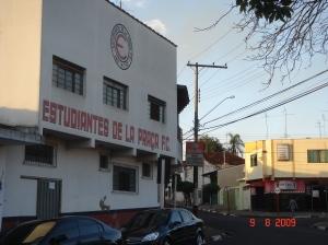 Estudiantes de La Praça - Jaú-SP- Brasil 001