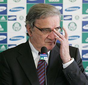 Luiz Belluzzo, presidente da SE Palmeiras (estadao.com.br)
