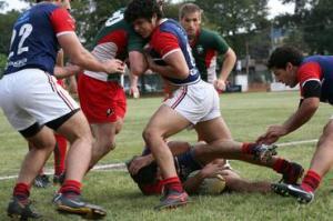 São José x Desterro - Brasileiro de Rugby 2010 - Foto: Sylvia Diez