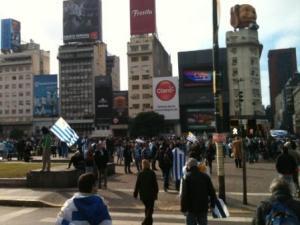 Diáspora Uruguaia