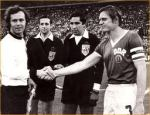 Alemanha Ocidental x Alemanha Oriental no Mundial FIFA 1974