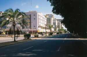 Lusaka, capital da Zâmbia