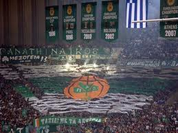 Torcida do Panathinaikos