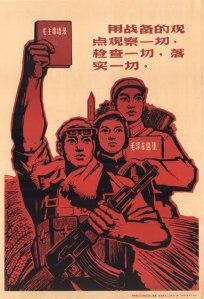 O 'Livro Vermelho', de Mao Tse Tung